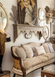 Awesome French Farmhouse Living Room Design Ideas 28