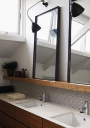 Beautiful Bathroom Mirror Ideas You Will Love 04