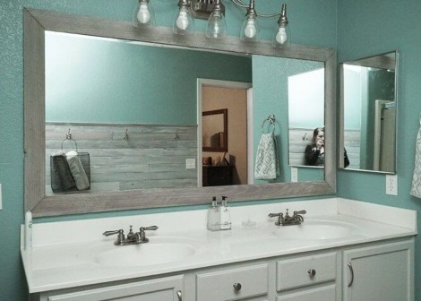 Beautiful Bathroom Mirror Ideas You Will Love 17