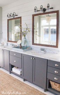 Beautiful Bathroom Mirror Ideas You Will Love 32