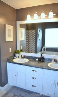 Beautiful Bathroom Mirror Ideas You Will Love 38