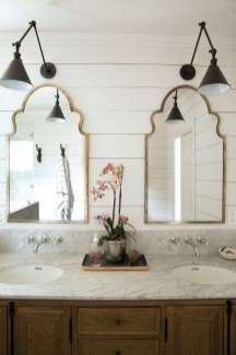 Beautiful Bathroom Mirror Ideas You Will Love 40