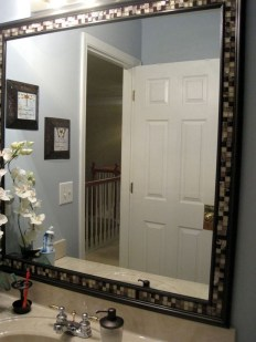 Beautiful Bathroom Mirror Ideas You Will Love 46