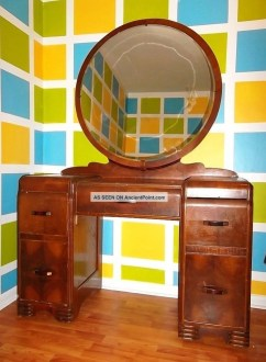 Cozy Mid Century Dressing Tables Vanities Ideas 49