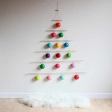 Fascinating Christmas Decor Ideas For Small Spaces 18