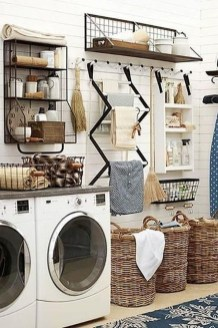 Impressive Bohemian Laundry Room Ideas To Inspire You 03