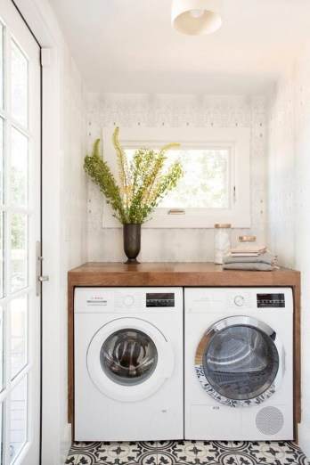 Impressive Bohemian Laundry Room Ideas To Inspire You 40