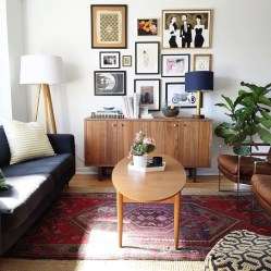 Incredible Mid Century Modern Living Room Decor Ideas 34