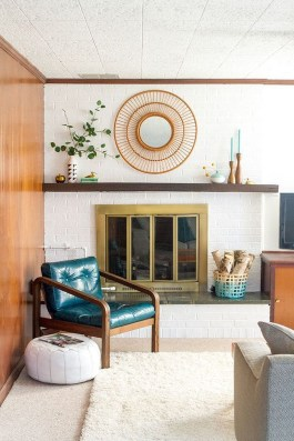 Incredible Mid Century Modern Living Room Decor Ideas 38