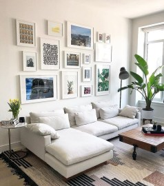 Incredible White Walls Living Room Design Ideas 01