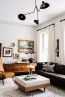 Incredible White Walls Living Room Design Ideas 14