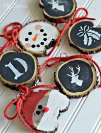 Lovely Homemade Christmas Decorations Ideas 13