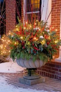 Lovely Traditional Christmas Decorations Ideas 29