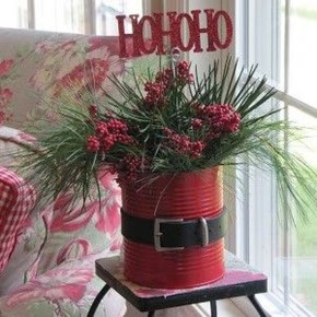 Lovely Traditional Christmas Decorations Ideas 36