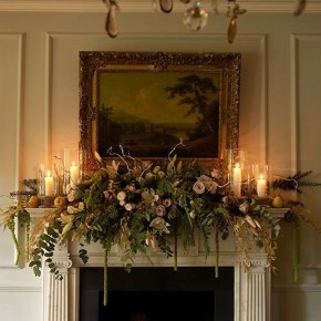 Lovely Traditional Christmas Decorations Ideas 48