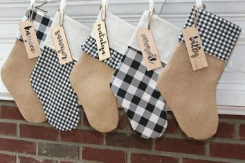Perfect Christmas Stocking Decoration Ideas 09