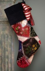 Perfect Christmas Stocking Decoration Ideas 11
