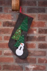 Perfect Christmas Stocking Decoration Ideas 13