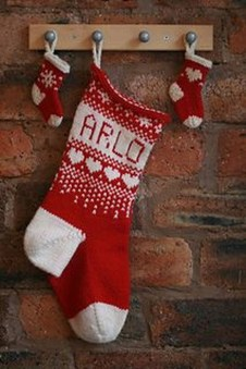 Perfect Christmas Stocking Decoration Ideas 18