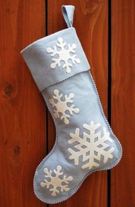 Perfect Christmas Stocking Decoration Ideas 23