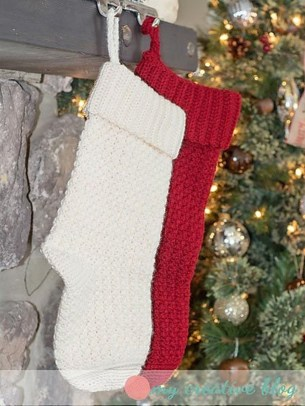 Perfect Christmas Stocking Decoration Ideas 41