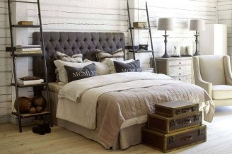 Attractive Industrial Bedroom Design Ideas 41