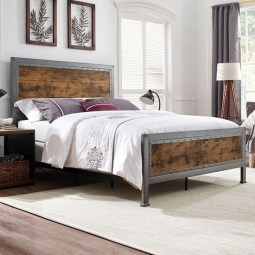 Attractive Industrial Bedroom Design Ideas 44