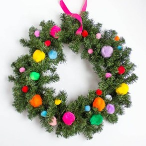 Awesome Christmas Wreath Decoration Ideas For Your Home 07