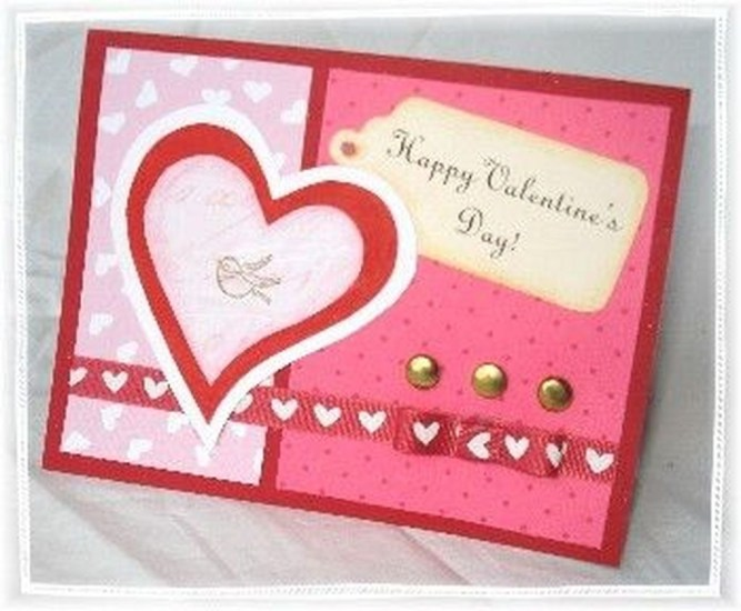 Awesome Diy Cards Design Ideas For Valentine Day 10