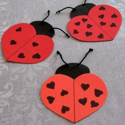Awesome Diy Cards Design Ideas For Valentine Day 13