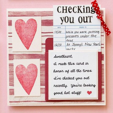 Awesome Diy Cards Design Ideas For Valentine Day 30