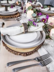Charming Dining Room Decor Ideas For Valentines Day 31