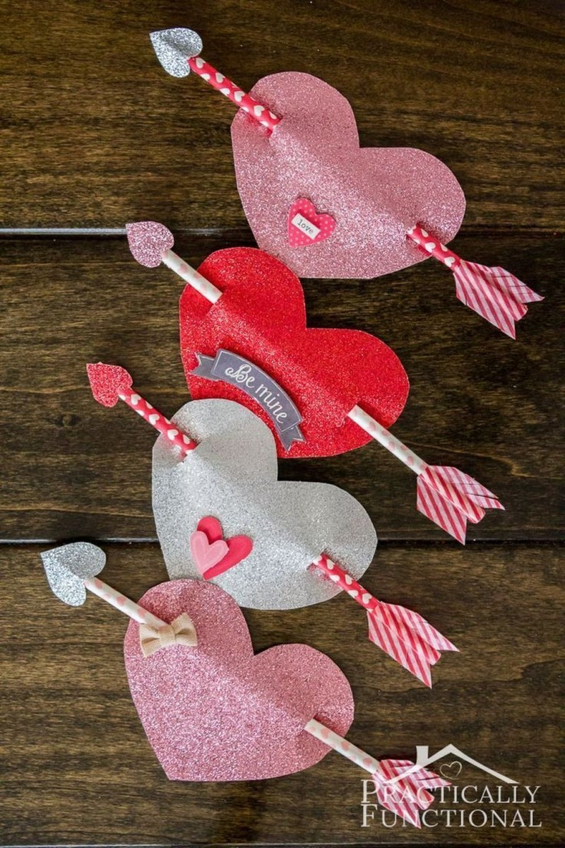 Comfy Valentine Decor Ideas For This Year 46