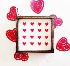 Comfy Valentine Decor Ideas For This Year 54
