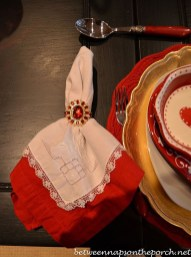 Cute Table Setting Ideas For Valentines Day 08