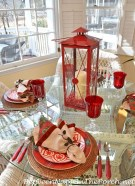 Cute Table Setting Ideas For Valentines Day 13