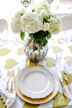 Cute Table Setting Ideas For Valentines Day 35