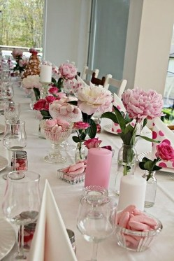 Cute Table Setting Ideas For Valentines Day 49