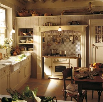 Delightful French Country Kitchen Design Ideas 09