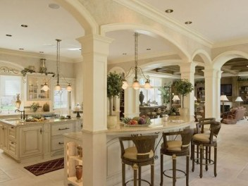 Delightful French Country Kitchen Design Ideas 10