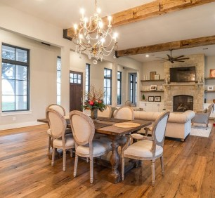 Fantastic Farmhouse Dining Room Design Ideas 03