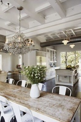 Fantastic Farmhouse Dining Room Design Ideas 07