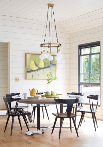Fantastic Farmhouse Dining Room Design Ideas 16