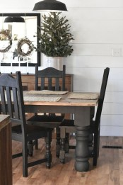 Fantastic Farmhouse Dining Room Design Ideas 22