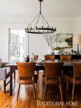Fantastic Farmhouse Dining Room Design Ideas 25