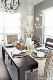 Fantastic Farmhouse Dining Room Design Ideas 31