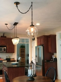Fascinating Chandelier Lamp Design Ideas For Your Dining Room 29
