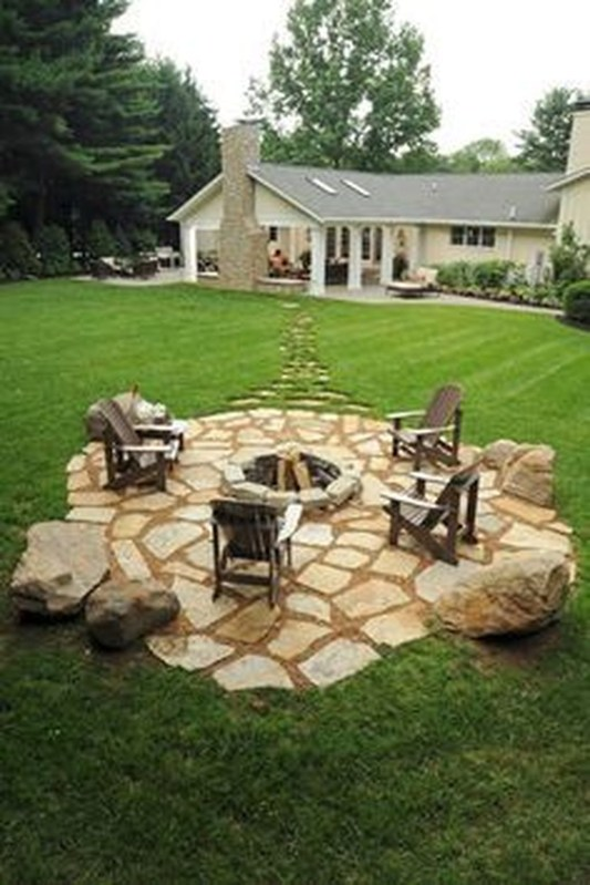 Fresh Backyard Patio Design Ideas 56