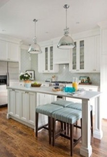 Modern Kitchen Island Decor Ideas 04