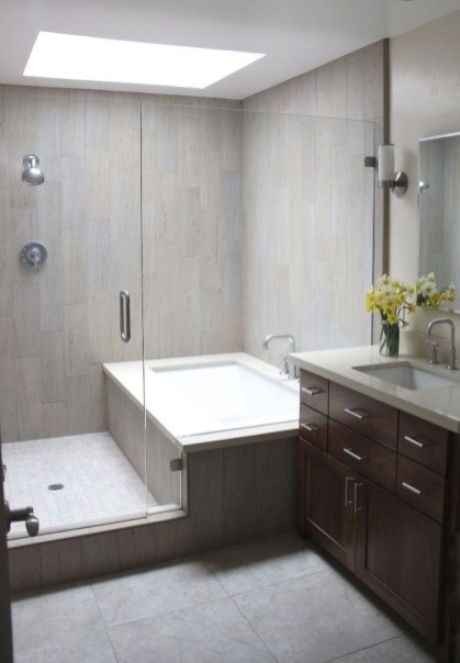 Awesome Bathroom Makeover Ideas On A Budget 49